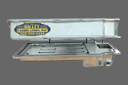Racing oil pans | Drag racing oil pans | Wet sump oil pans